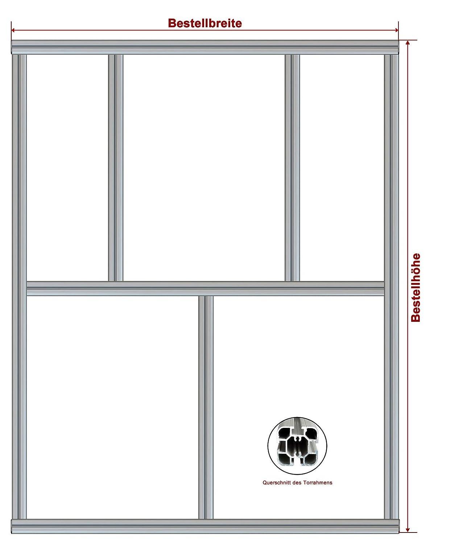 Bausatz Torrahmen 1600/2800: Amazon.de: Baumarkt