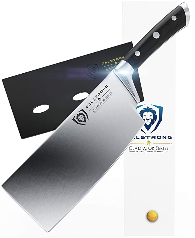 DALSTRONG Cleaver - Gladiator Series - German HC Steel - 7