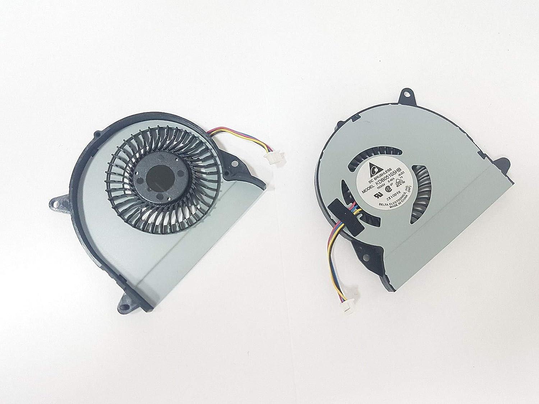 Fan Note-X DNX Ventilateur Compatible pour Ordinateur PC Portable ASUS U32U U82U X32U/_0001 Neuf Garantie 1 an