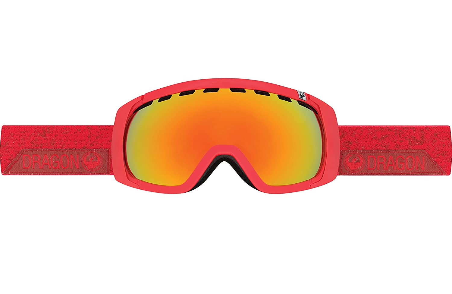 65b9fa4566a6 Amazon.com   Dragon Alliance Rogue Stone Ski Goggles