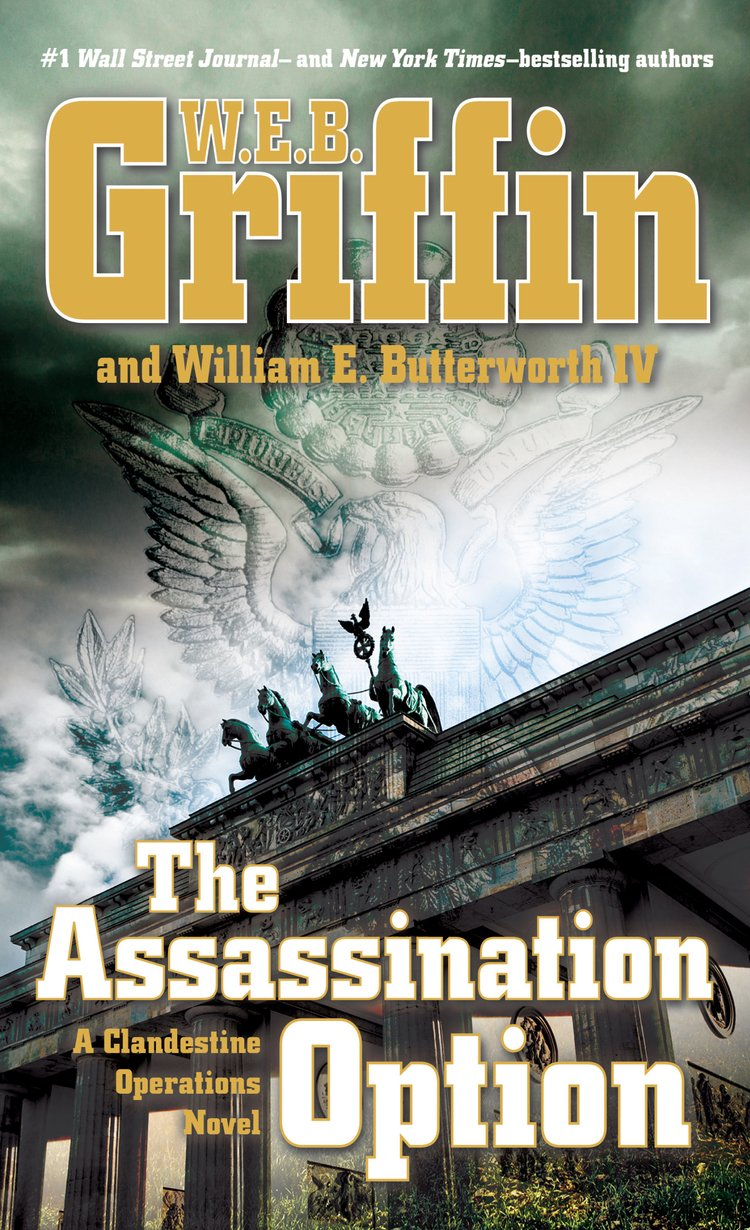 The Assassination Option (A Clandestine Operations Novel) Text fb2 book