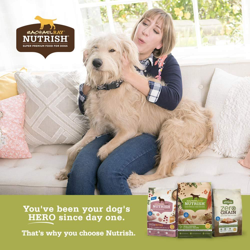 Rachael Ray Nutrish Natural Dry Dog Food, Real Chicken & Veggies Recipe, 28 lbs by Rachael Ray Nutrish (Image #7)