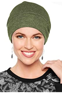 48615184438eb Headcovers Unlimited Cotton Relaxed Beanie-Caps for Women with Chemo Cancer  Hair Loss