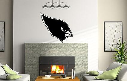 Amazon NCAA AZ Arizona Cardinals Logo Wall Decal Vinyl Sticker