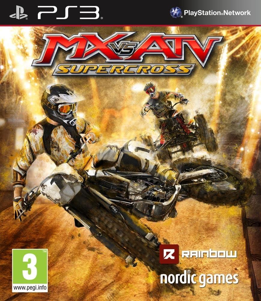 Mx Vs Atv: Supercross [Importación Inglesa]: Amazon.es: Videojuegos