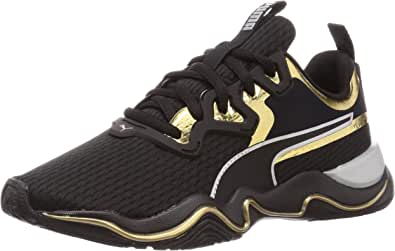 حذاء زون اكس تي بمظهر معدني من بوما