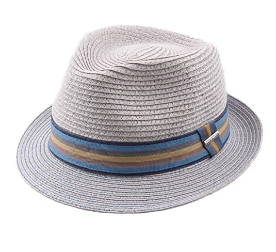 Stetson Trilby Toyo Trilby Hat at Amazon Men s Clothing store  12bc9fef361