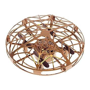 UFO Mini Drone Capteur Infrarouge UFO Jouet Volant Induction De ...