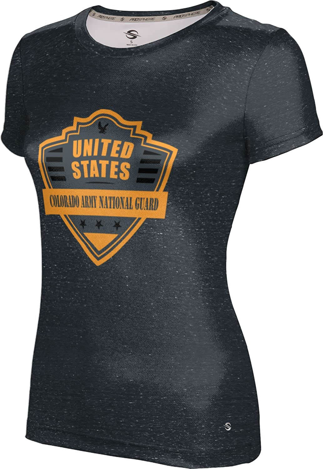 ProSphere Women's Colorado Army National Guard Military Heather Tech Tee