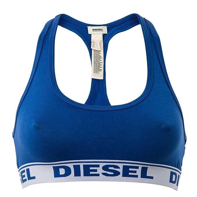 Diesel Mujers Miley Tank Top, Bra, Bustier, sujetador deportivo, ropa interior,