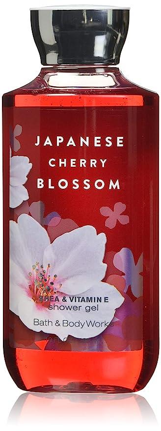 Amazon.com : Bath & Body Works, Signature Collection Shower Gel, Japanese Cherry Blossom, 10 fl. oz. : Cherry Blossom Fragrance : Beauty