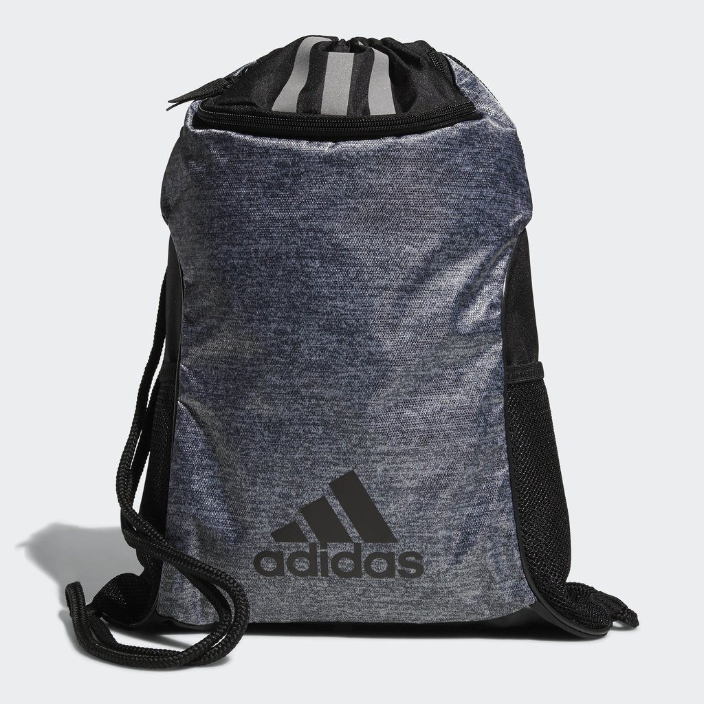 Adidas Team Issue II Sackpack B077ZJGM7H  Onix Jersey/Black One Size