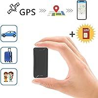 Mini Localizadores GPS, Jimi Real Antirrobo GPS Localizadores para Vehículos/niños con Seguimiento de Actividad Fuerte…