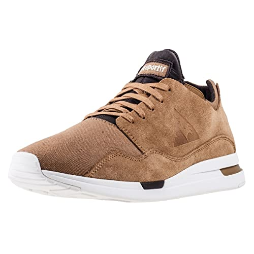 9d5ddfe1458c Le Coq Sportif LCS R Pure Heavy CVS Mens Trainers Tan  Amazon.ca ...