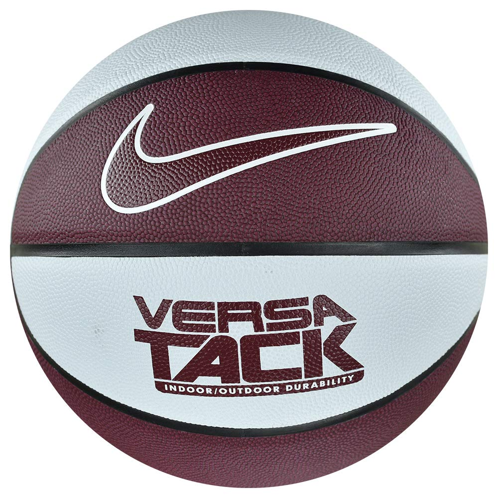 Nike Versa Tack - Balón de Baloncesto para Interiores y Exteriores ...
