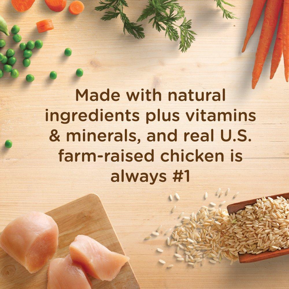 Rachael Ray Nutrish Natural Dry Dog Food, Real Chicken & Veggies Recipe, 28 lbs by Rachael Ray Nutrish (Image #3)