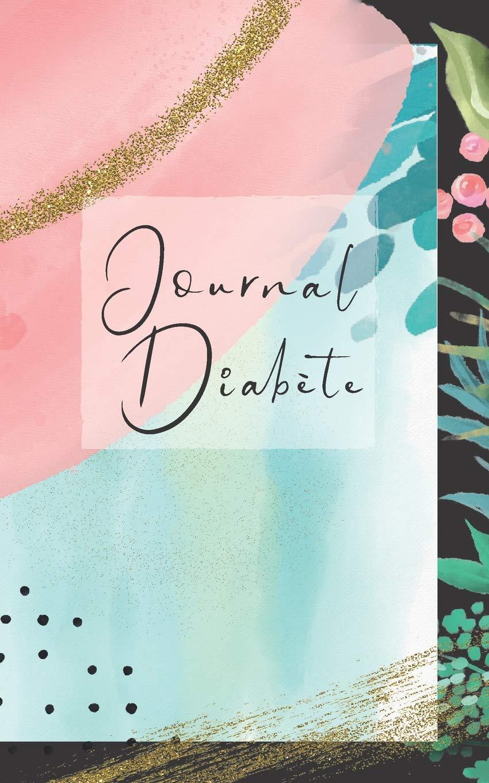 Journal Diabète: Agenda avec pages modèles à remplir soi ...