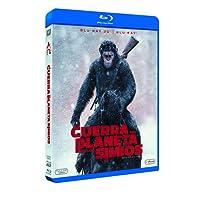 La Guerra Del Planeta De Los Simios Blu-ray 3d [Blu-ray]