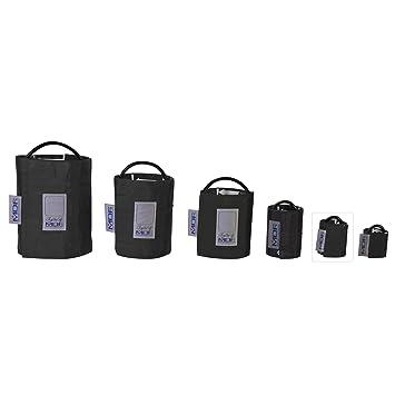 MDF® Infantil - Un tubo Manguito sin látex para presión arterial - Negro (MDF2020411-11): Amazon.es: Salud y cuidado personal