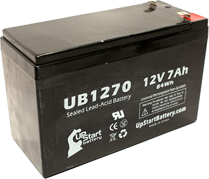 Ce Produit est Un Article de Remplacement de la Marque AJC/® Batterie APC Back-UPS Pro 420 12V 8Ah UPS