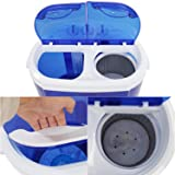ROVSUN 10 LBS Portable Washing Machine with Twin