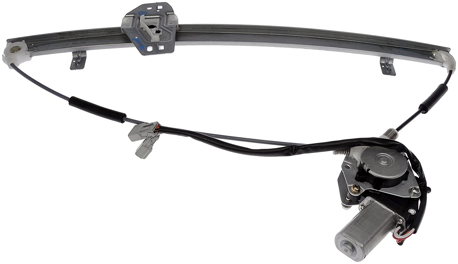 Dorman 741-009 Honda Odyssey Driver Side Front Power Window Regulator with Motor Dorman - OE Solutions