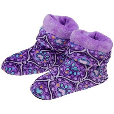 6cad350371f41e Paws to Cuddle Super Cozy Booties (S M)