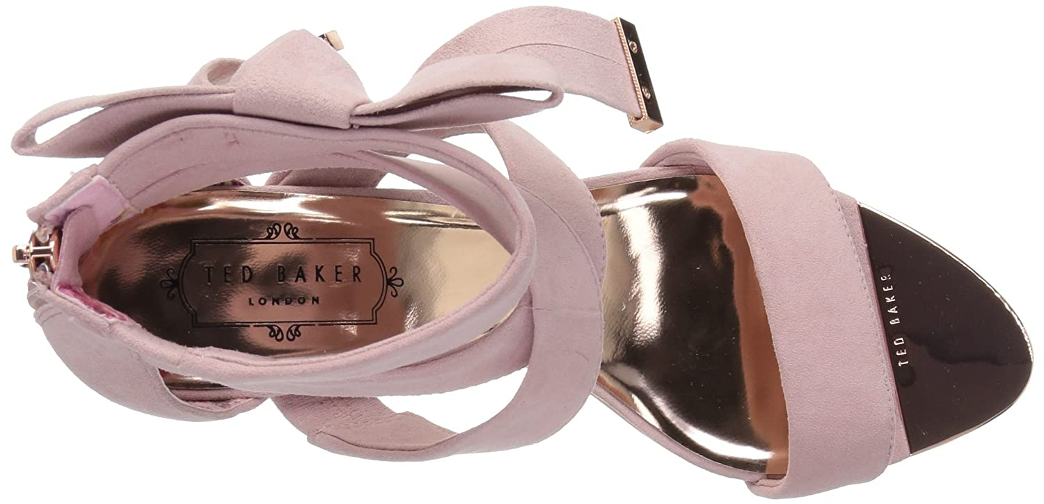 7bfb56218ae0c Ted Baker Women's Noxen 2 Heeled Sandal: Amazon.co.uk: Shoes & Bags