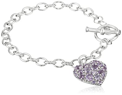 Imported From Abroad Sterling Silver 8in Rhodium Plated Polished Intertwined Bracelet Bangle Fine Bracelets