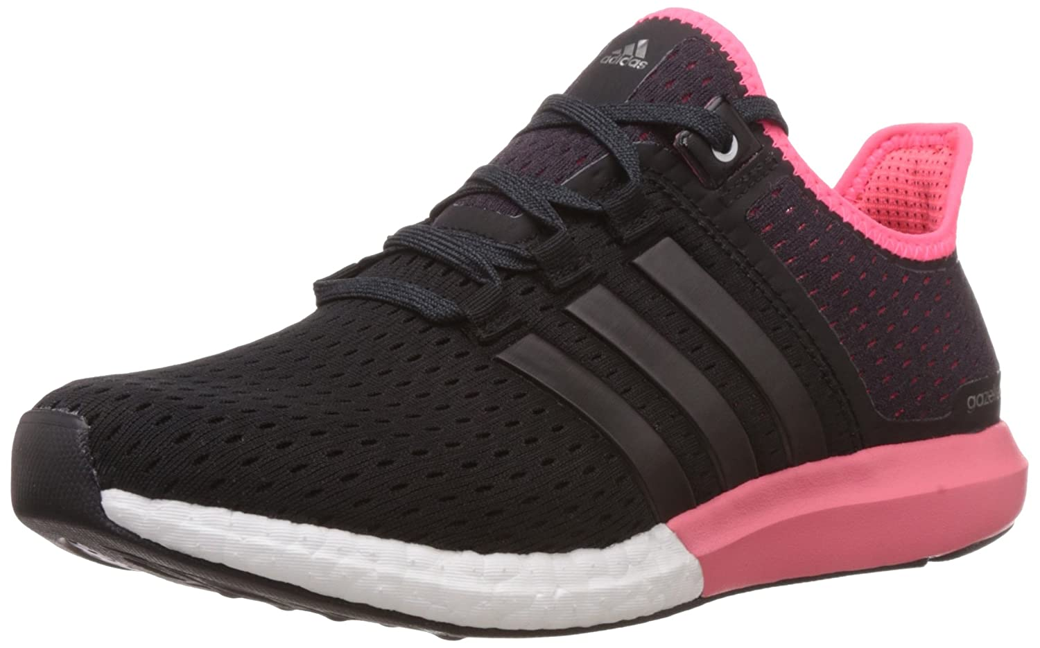 Fantástico asiático residuo  Buy Adidas Women's Cc Gazelle Boost W Black and Red Mesh Running Shoes - 9  UK at Amazon.in