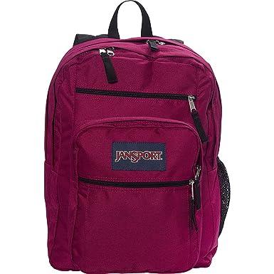 Amazon.com | Jansport Big Student Backpack - Berrylicious Purple ...