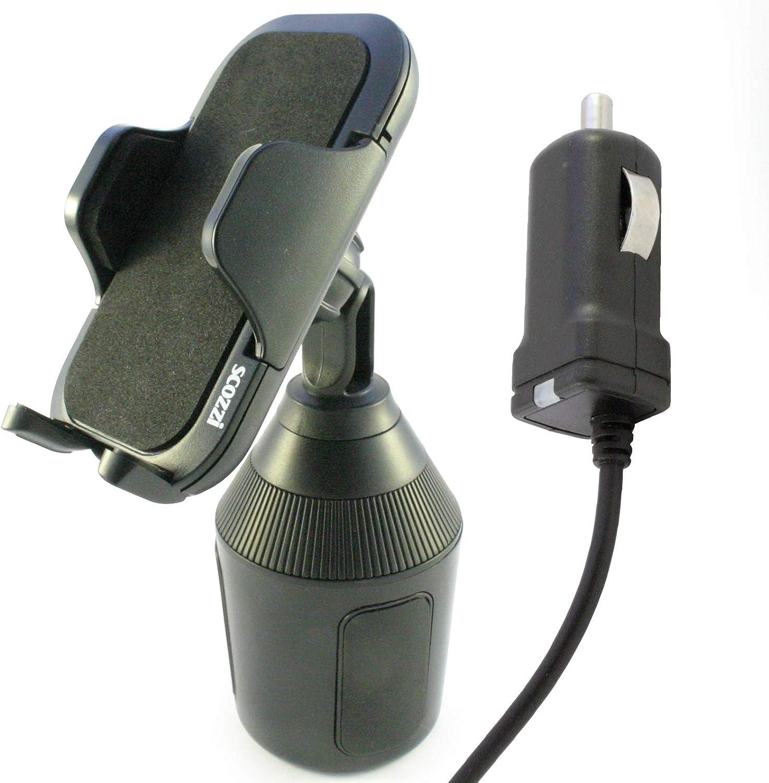 Scozzi Universal Kfz Handy Halterung Für Getränkehalter Elektronik