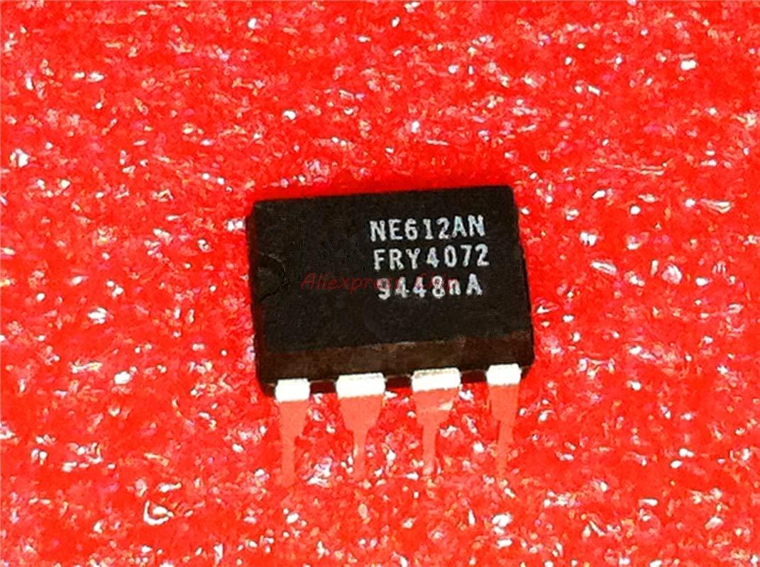 1pcs//lot NE612AN SA612N DIP NE612 SA612 DIP-8 New Original in Stock