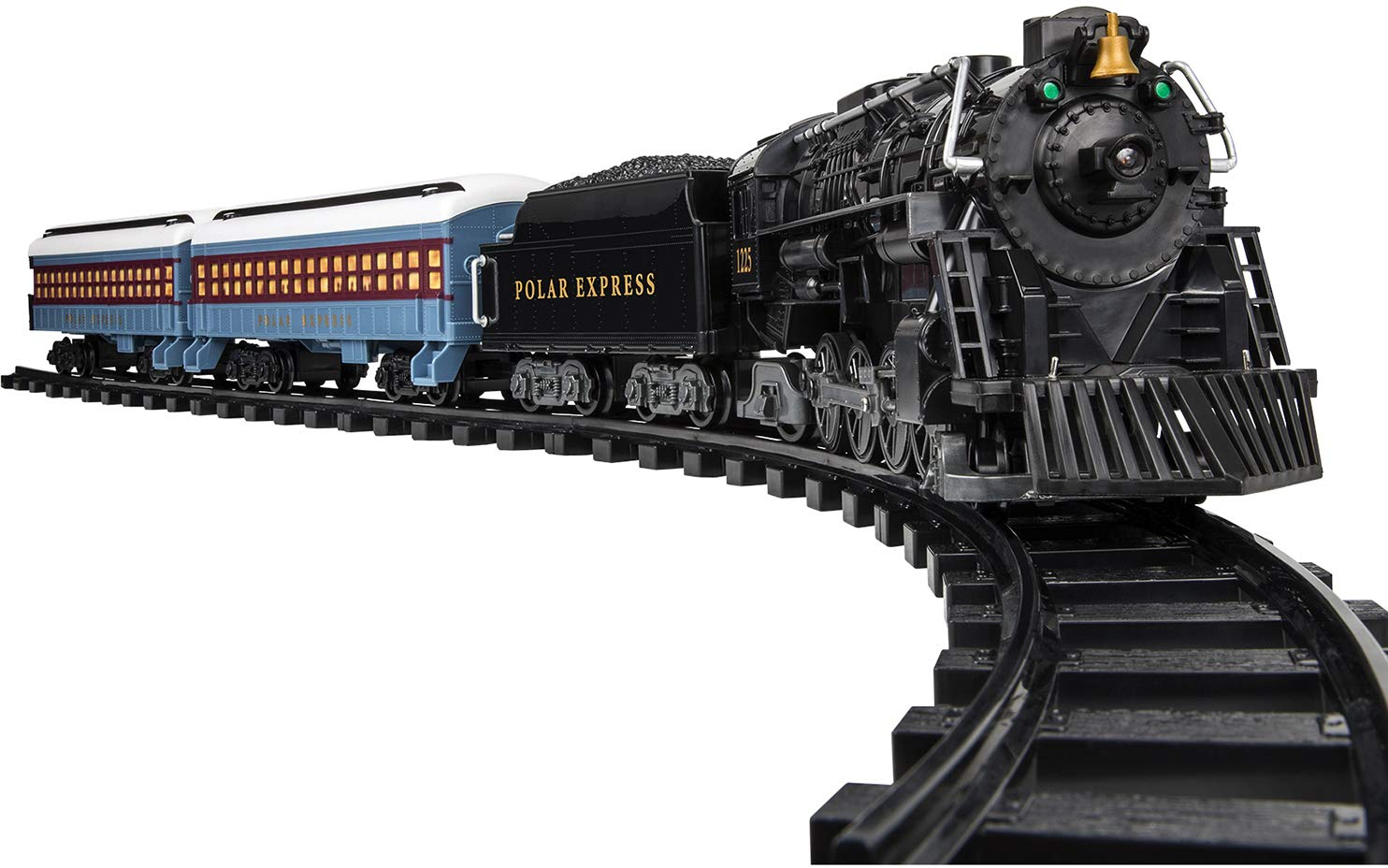 Lionel The Polar Express Battery-powered Model Train Set Ready to Play w/ Remote by Lionel