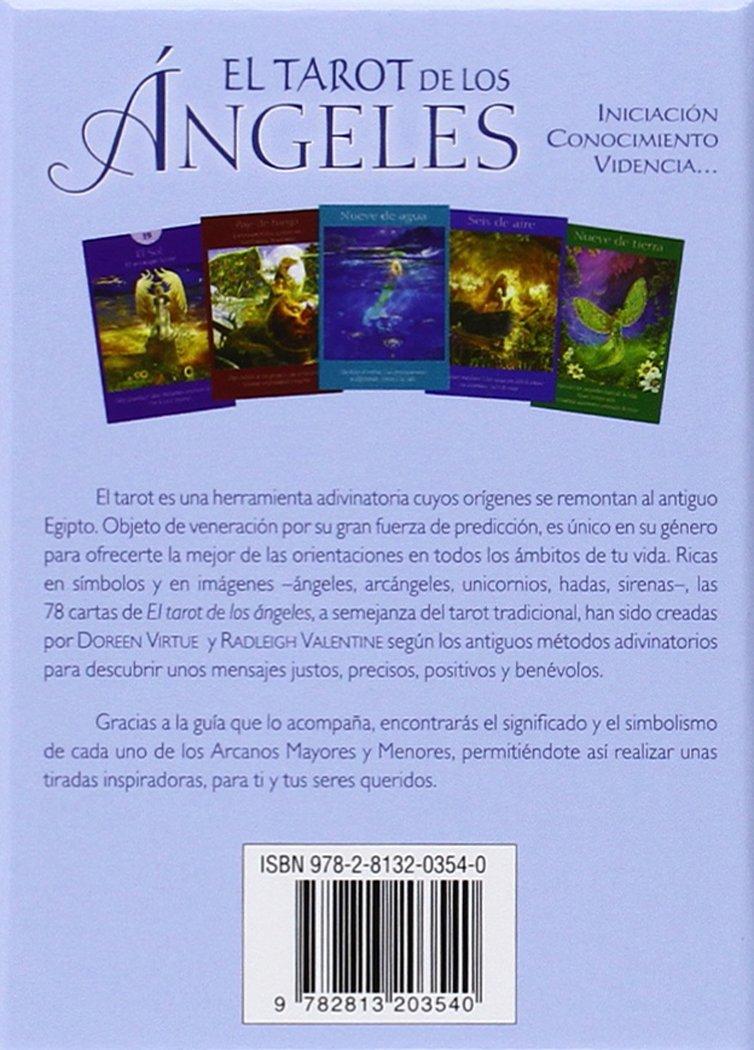 TAROT DE LOS ANGELES: VALENTINE DOREEN: 9782813203540 ...