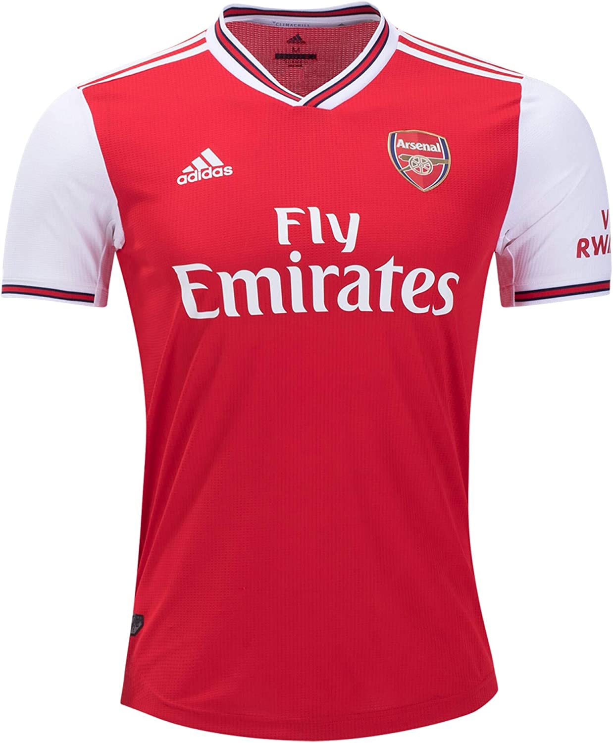 Amazon Com 19 20 Men S Authentic Arsenal Home Jersey Clothing