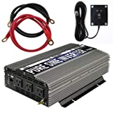 GoWISE Power PS1005 Pure SINE Wave Inverter 1500W