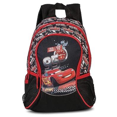 d33a143e7f7 Fabrizio Disney Cars Kinderrucksack Kindergarten Rucksack Jungen Buben  80885-0201 schwarz