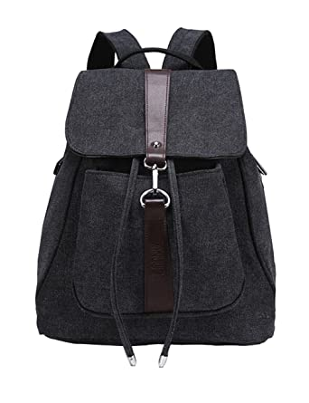 Amazon.com | Storeofbaby Women's Girls' Fashion Canvas Travel ...