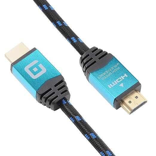 25 opinioni per Guardian 3m Cavo HDMI | HDMI 2.0, risoluzione 4K a 60Hz, HDR, 3D, ARC, Ultra HD
