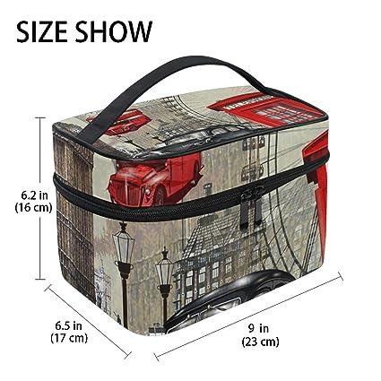 Neceser de Viaje con diseño de Big Ben de Londres, Estilo ...