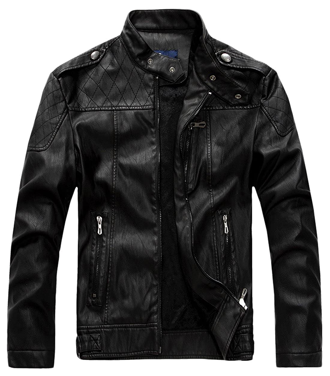 A Cool Leather Jacket