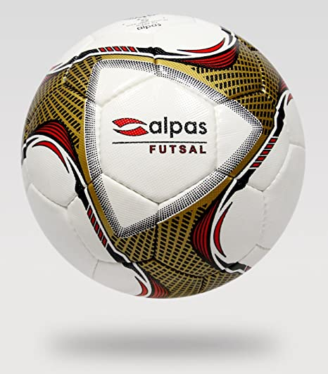 Balón de fútbol alpas/sala de fútbol/para interiores * colour ...