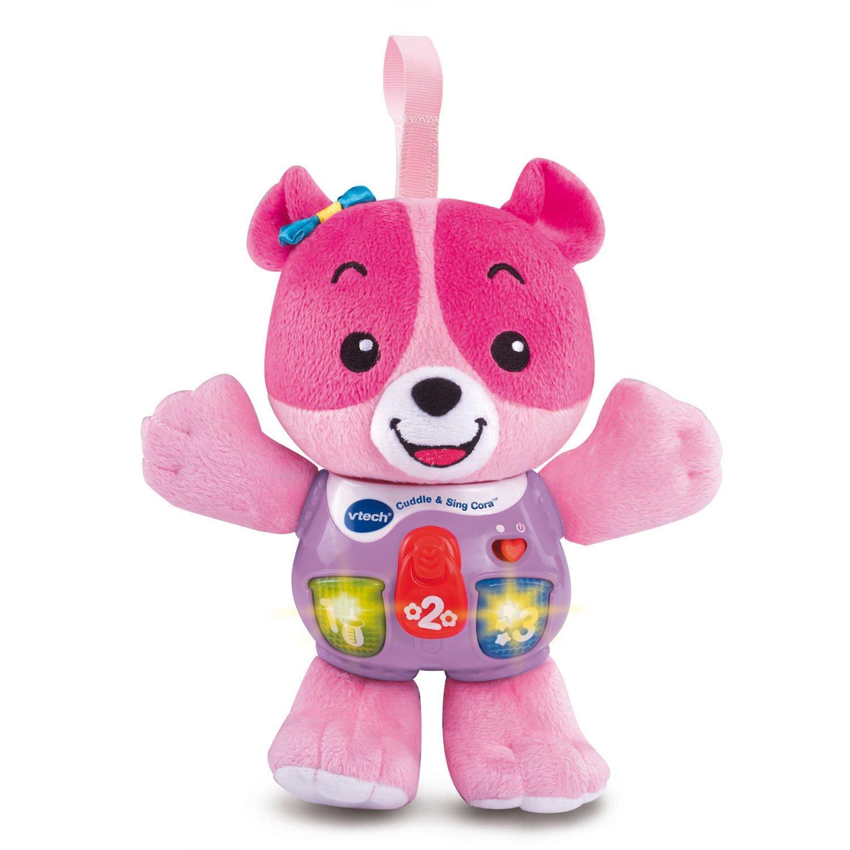 Vtech Cuddle & Sing Cora,Pink by VTech Baby