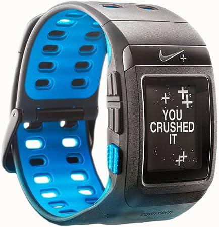 Desde raro adjetivo  Amazon.com: Reloj deportivo Nike con GPS TomTom, talla única: Sports &  Outdoors