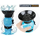 Orange Creations Outdoor Portable Dog Water Bottle - 500Ml