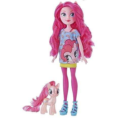 e034e56658 Amazon.com  My Little Pony Equestria Girls Through The Mirror Pinkie Pie --  11