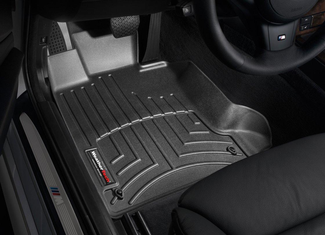 Weathertech floor mats venza - Amazon Com Weathertech Custom Fit Front Floorliner For Toyota Venza Black Automotive