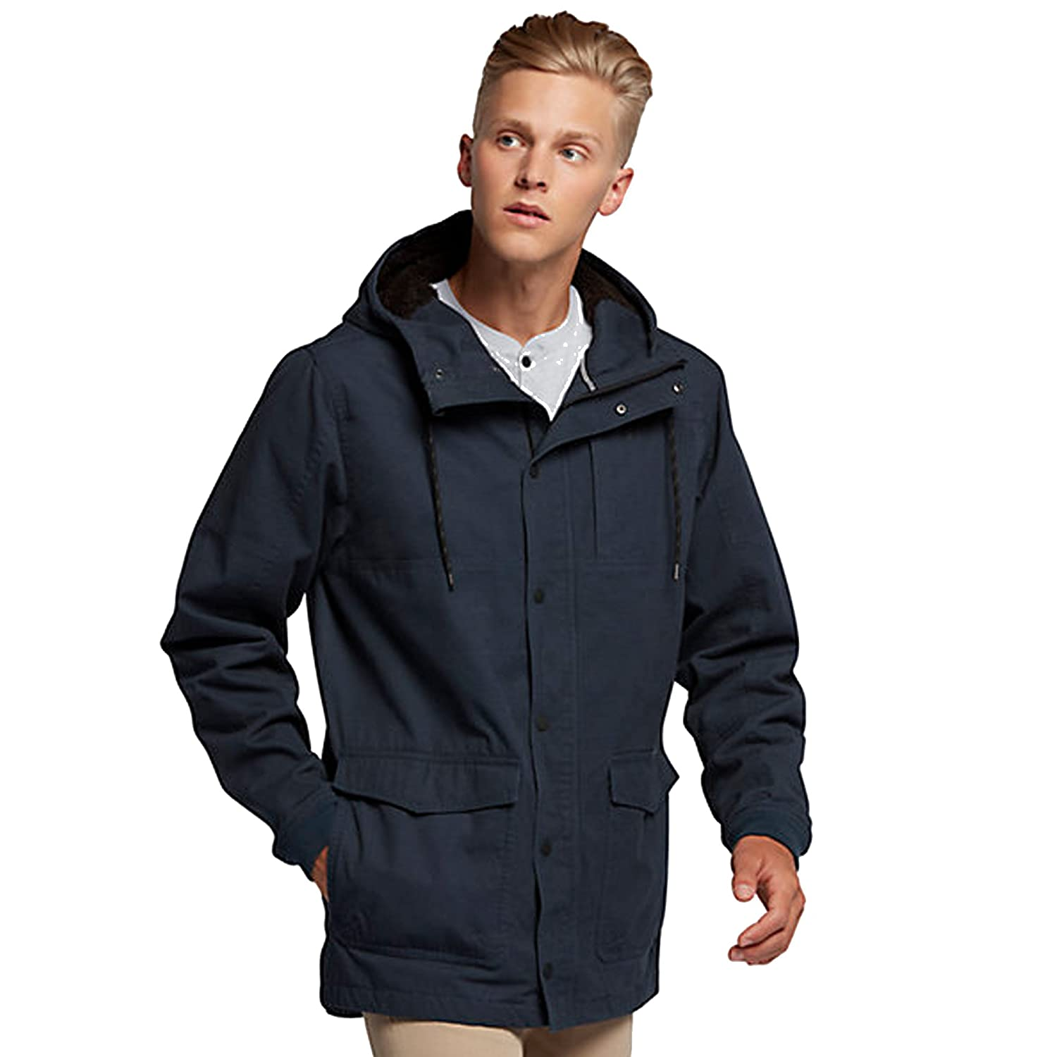 Hurley MJK0002100 Men's Protect Plus Jacket