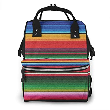 Rainbow Diaper Clutch Rainbow Baby Diaper Bag